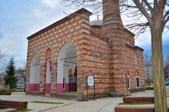 Historical Hatice İsfendiyar Mosque / TURKEY