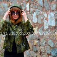 Green Fur Coat (Yeşil Kürk Mont)