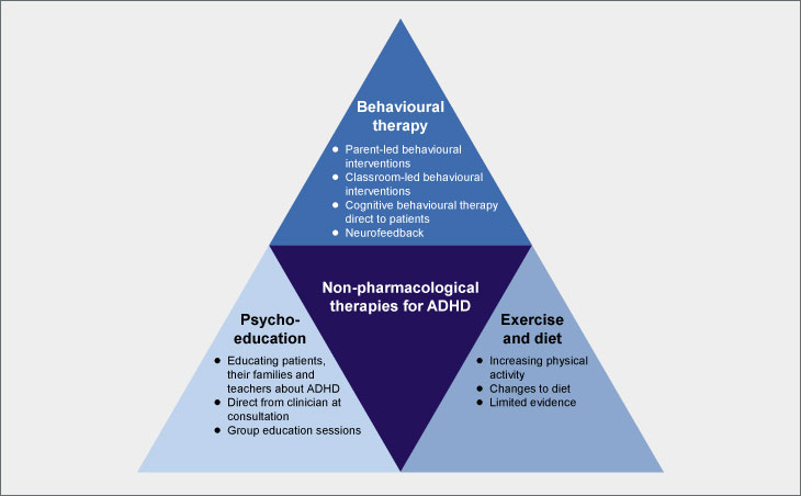 Non Pharmacological Therapy ADHD Institute