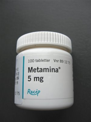 Metamina dexamfetamin
