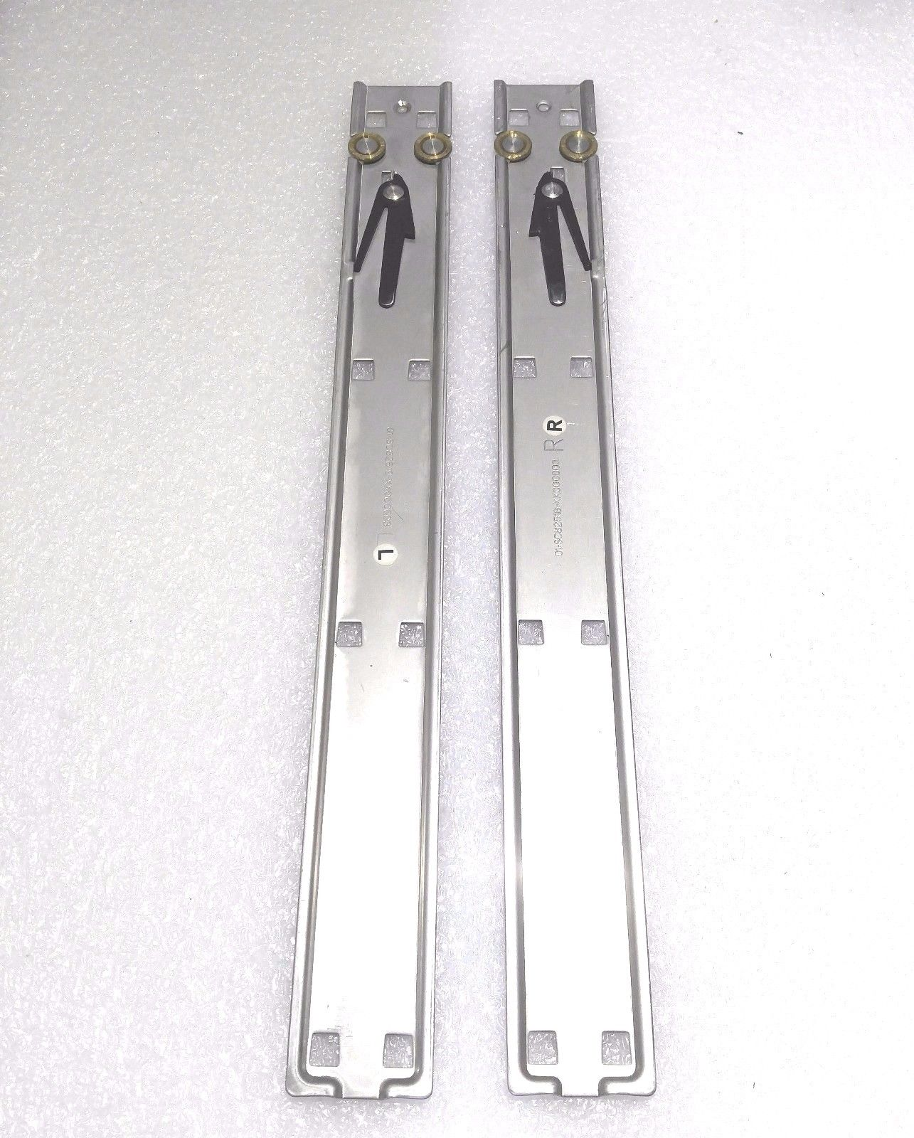 Supermicro (Lot of 2) 1U Chassis Inner Server Side Rails 01-SC82518-XX00C003