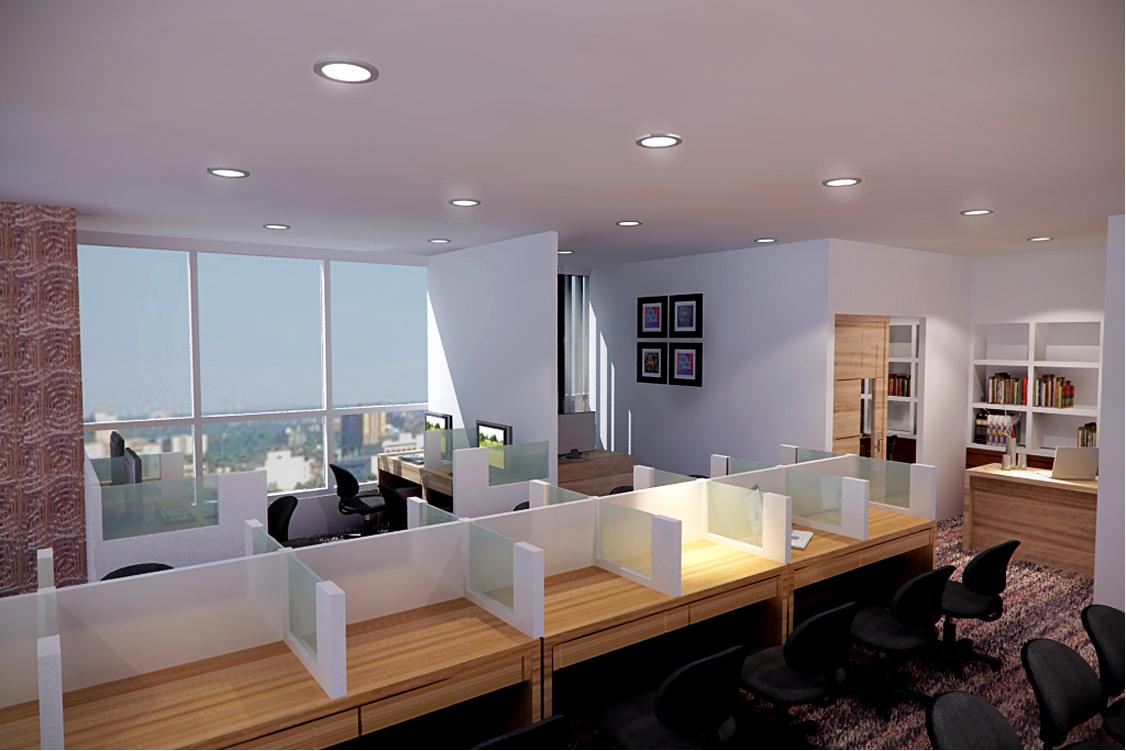 Project Interior Kantor Asuransi Di Central Park Kuningan