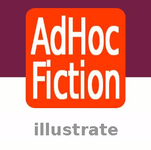 adhoc fiction illustrate