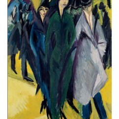 Kitchen Spotlights Bridal Shower Invitations Seminar: Street Style Of Kirchner's Walkers, Berlin ...