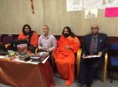 Shri Rushi Bapu and Vishveshwari Mataji, seers from Devkuba Ashram were our special guests