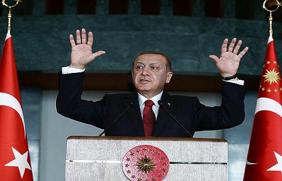 Ο Ερντογάν δεν πήρε τα ...χάπια του & απειλεί τώρα μέχρι τη Γερμανία!