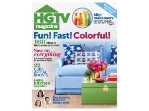 March HGTV Magazine