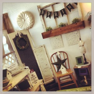 Spring Craft Booth