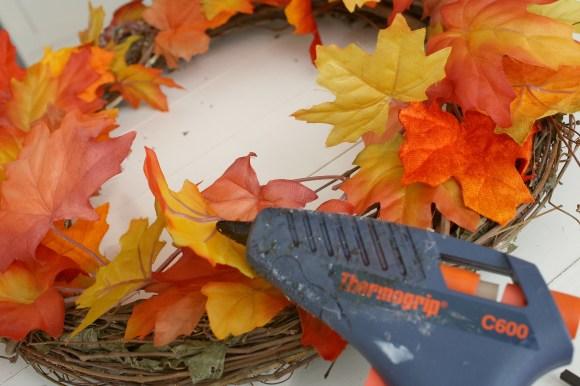 Hanging Fall Centerpiece