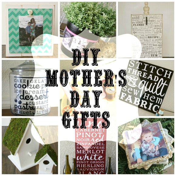 DIY Mother's Day Ideas
