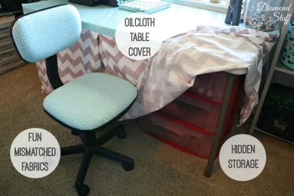 My Craft Room Tour