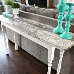 Diy Outdoor Sofa Table Lazyboy Leather Sofas Salvage