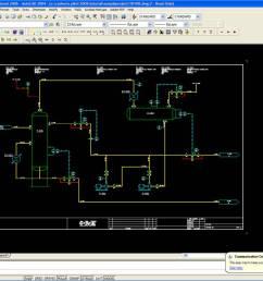 cadworx p id support dengan program autocad 2005 2008 dan semua produk autodesk meliputi produk autodesk mechanical desktop mdt arsitektur desktop  [ 1004 x 804 Pixel ]