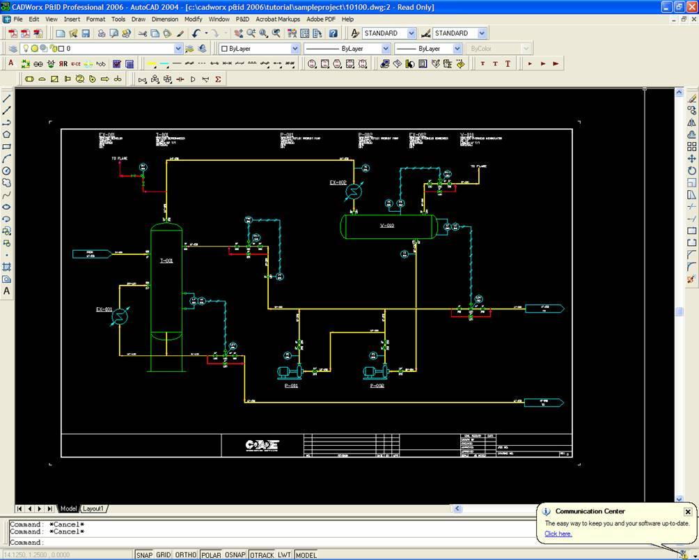 hight resolution of cadworx p id support dengan program autocad 2005 2008 dan semua produk autodesk meliputi produk autodesk mechanical desktop mdt arsitektur desktop