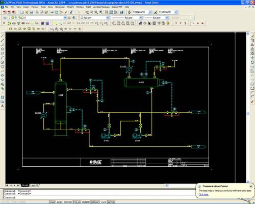 small resolution of cadworx p id support dengan program autocad 2005 2008 dan semua produk autodesk meliputi produk autodesk mechanical desktop mdt arsitektur desktop