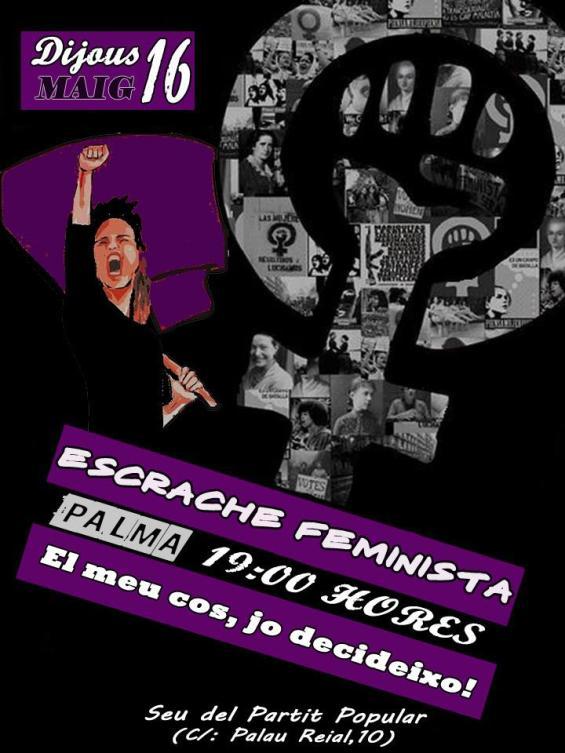 16 de mayo de 2013_escrache feminista