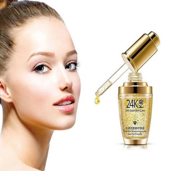 24K Golden Skin Care Liquid Essence