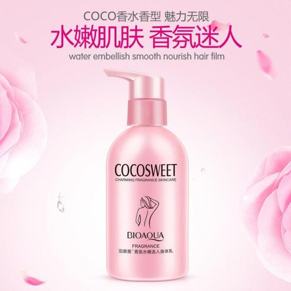 BIOAQUA Cocosweet Charming Fragrance Skincare Body Lotion - 250ml