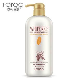 Rorec white rice body wash