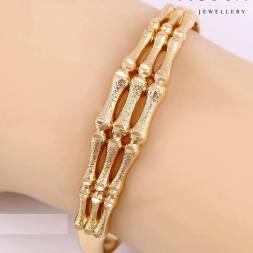 Rose gold color fashoin bangle