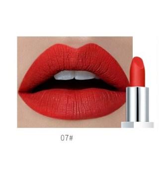 New Pudaier Lipstick Matte Waterproof Velvet Lip Stick 17