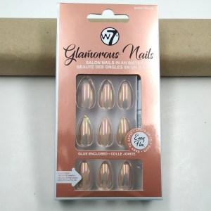 W7 Glamorous Nails Shiny Pearl