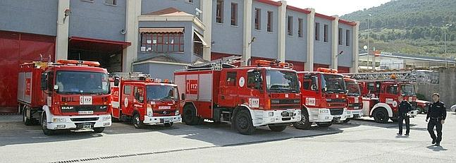 25 nuevos bomberos para Jaén