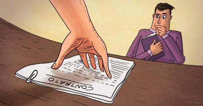 Leer antes de firmar