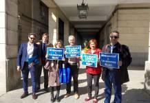 Adicae Andalucía presenta en Sevilla las cuatro primeras demandas colectivas sobre gastos hipotecarios