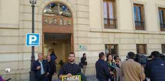 Adicae Granada presenta su primera demanda colectiva sobre gastos hipotecarios