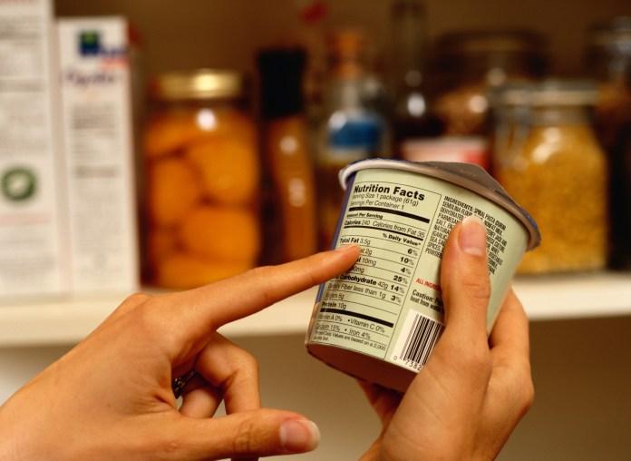El etiquetado de los productos es su DNI