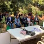 Al encuentro se sumaron más de 70 personas consumidoras comprometidas con el medio ambiente e interesadas en una alimentación sana y saludable.