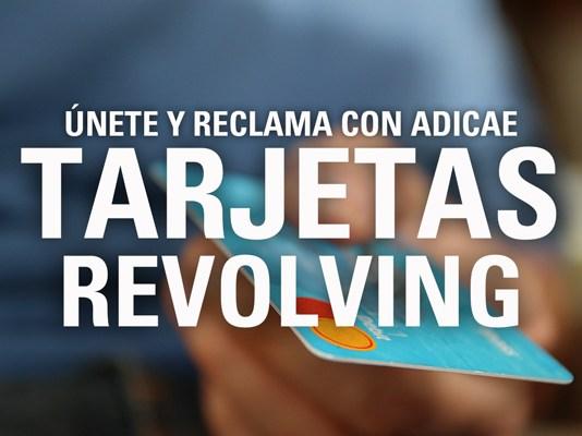 Tarjetas Revolving