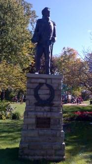 Lieutenant-Governor John Graves Simcoe