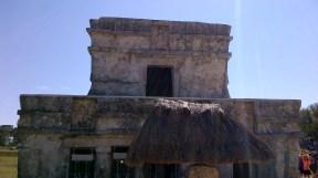 Mural temple