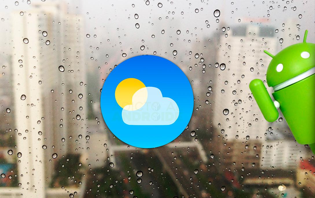 Aplicaciones del tiempo para android adicto al androide for Aplicacion del clima