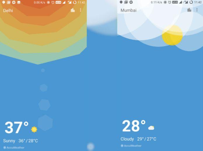 Descargar app OnePlus Weather
