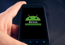 errores Android