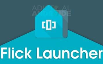 Flick-Launcher