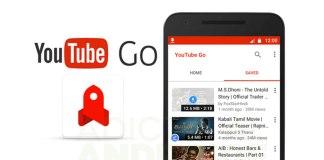 YouTube GO, Descargar videos de YouTube