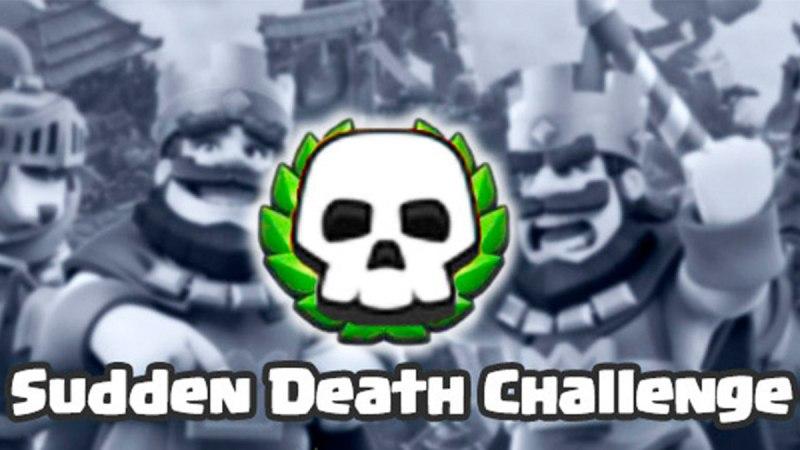 Cómo ganar el Desafío de muerte súbita de Clash Royale