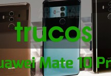 Mejores Trucos Huawei Mate 10 Pro