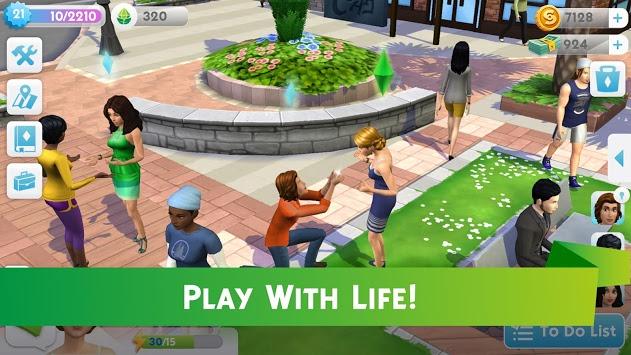 Descargar Los Sims Móvil para Android APK