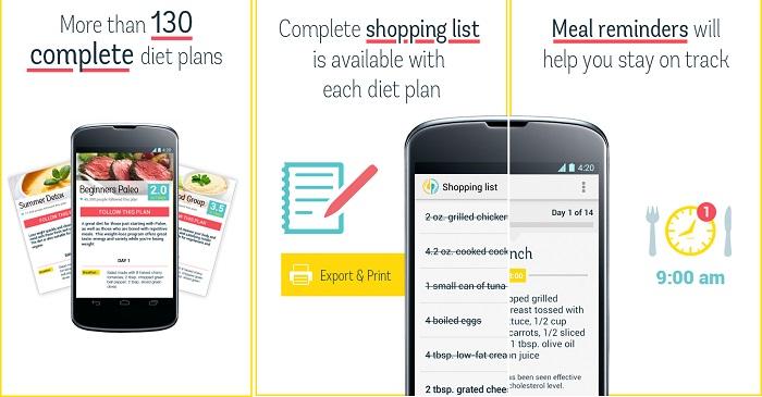 Las 10 Mejores Aplicaciones para Bajar de Peso
