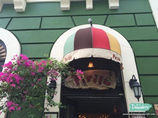 Pirilo Pizza Rustica - San Juan