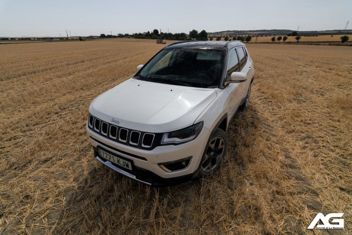 Jeep Compass Limited exterior compelto