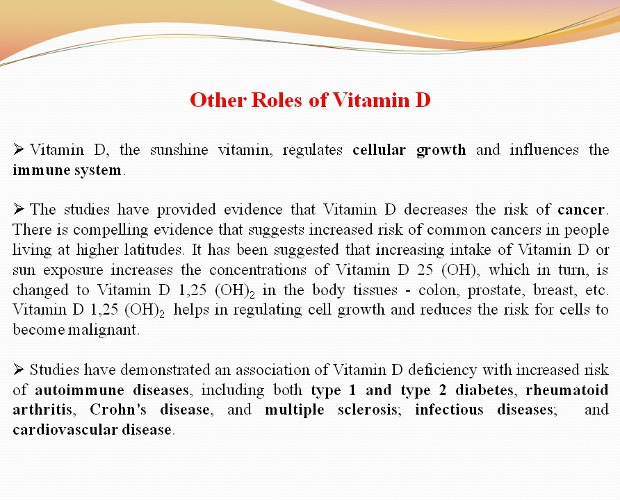 The Essence of Vitamin D – Adidarwinian 16