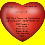 Rationally Coping With High Blood Pressure or Hypertension
