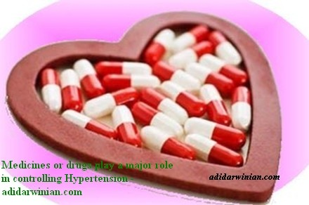 Medicines Used To Treat High Blood Pressure or Hypertension - Adidarwinian