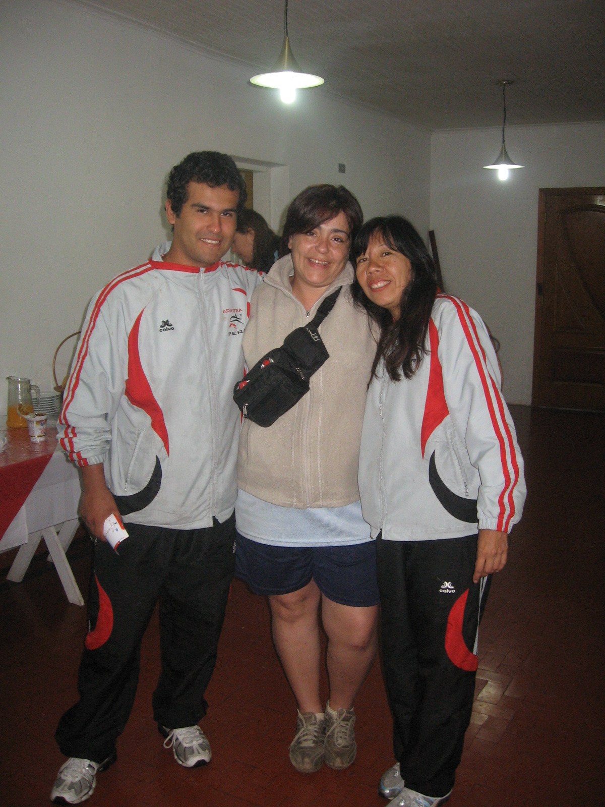 Con Laura de Santa Fe - Argentina